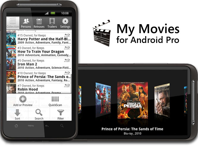 My Movies for Android Pro