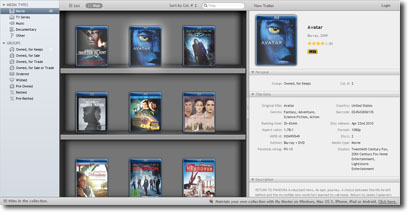 My Movies - Online Collection