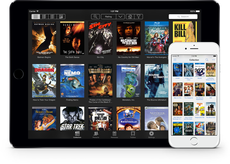 My Movies for iPhone & iPad